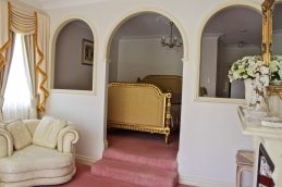 Bridal Suite from lounge area