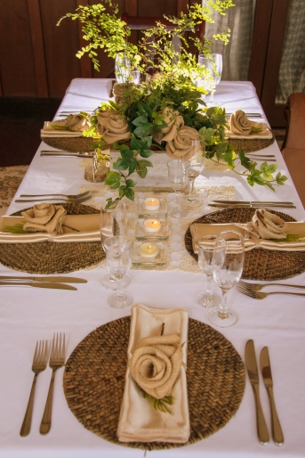 Table Decorations by Florabunda