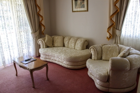 Victorian Suite - Lounge