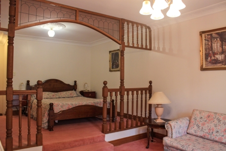 Downstairs Room