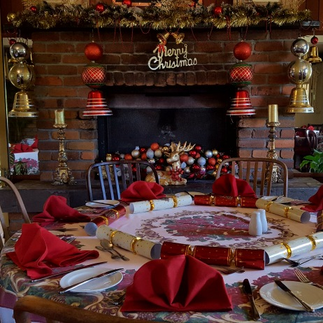 Christmas at The Manor