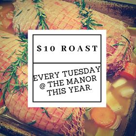 $10 roast ad